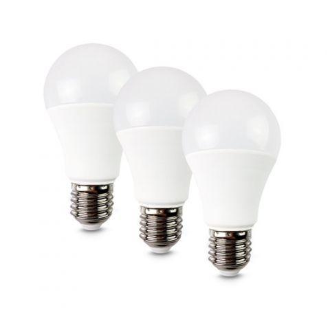 Žárovka LED, sada 3ks, 10W 810lm 3000K E27 KAXL