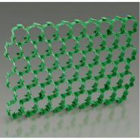 Zatravňovací plastové dlaždice 1,1m², tvárnice, černá PLANT