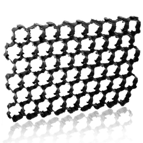 Zatravňovací plastové dlaždice 1,1m², tvárnice, černá PLANT Nářadí-Sklad 1 | 3.8