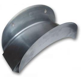 Závěsný držák na hadice-kovový