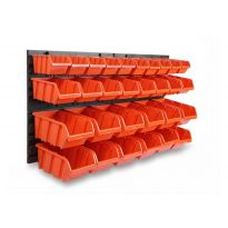 Závěsný organizér/držák s 30 boxy ORDERLINE KOR3 KISTENBERG