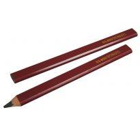 Zednická tužka červená 176mm STANLEY 1-03-850