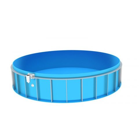 Zemní kruhový bazén BK-3x1.5 KAXL