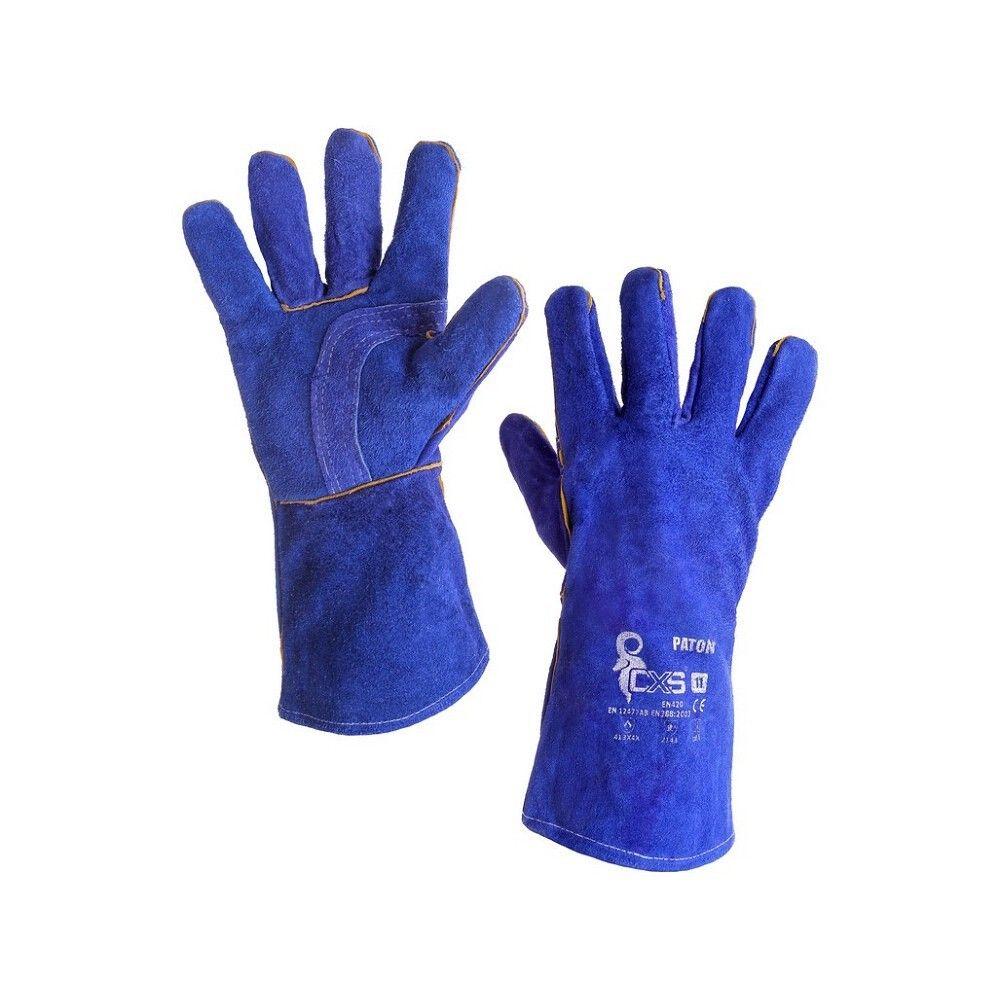 """Zimní svářečské rukavice Paton, v. 11"""" *HOBY 0Kg CA361000260011"""