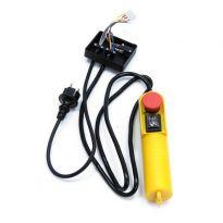 Žlutý ovladač k navijáku 230V MAR-POL