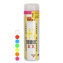 Značkovací sprej červená 500ml PRISMA COLOR